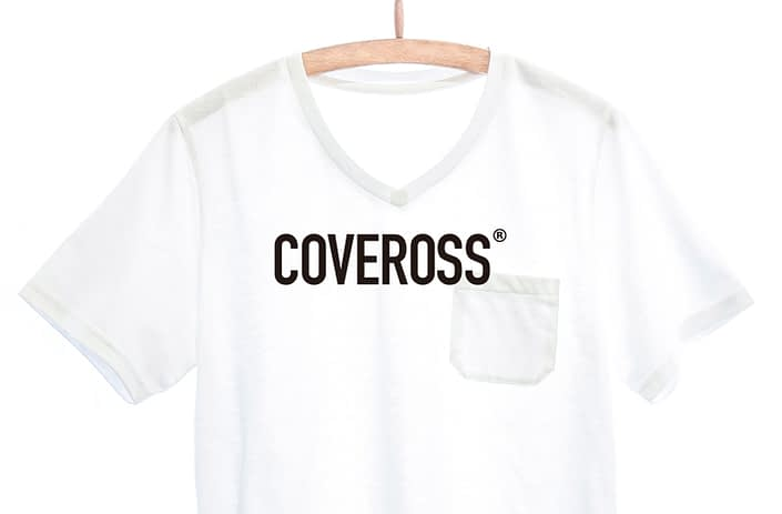 COVEROSS t-shirt