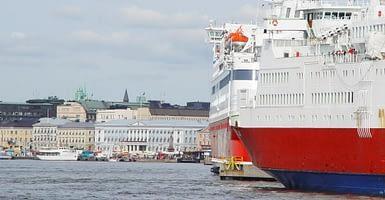 Helsinki wants to be one of the hot spots for smart marine technology. Photo: City of Helsinki Media Bank / Mika Lappalainen
