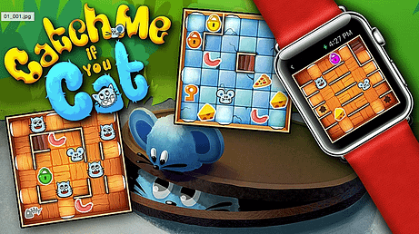 JetDogs founded a gaming studio in Helsinki in 2016 and released their second Apple Watch game Catch Me If You Cat.