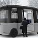 Sensible 4 autonomous shuttle bus