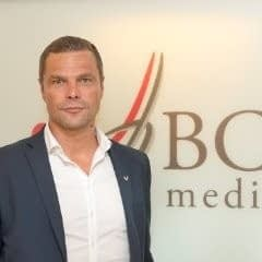 Petteri Viljanen, Managing Director, BCB Medical