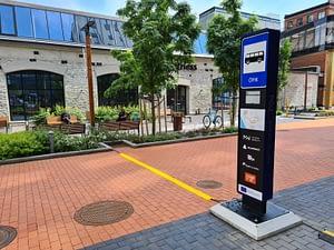 smart bus stop