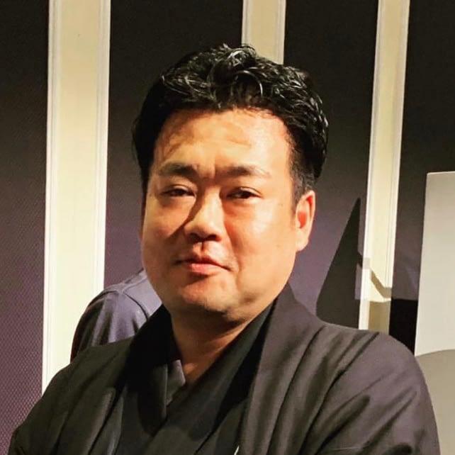 Moto Suzuki, CEO of hap co. ltd and COVEROSS