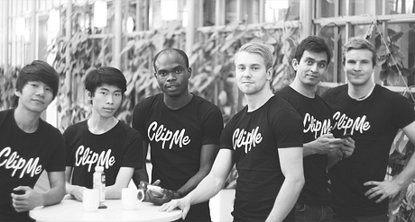 ClipMe is Helsinki-based startup offering new ways to create and share moments with friends through 15-second collaborative videos.