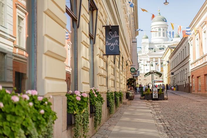 Tori quarters Helsinki