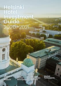 Helsinki Hotel Investment Guide 2020–2021 cover