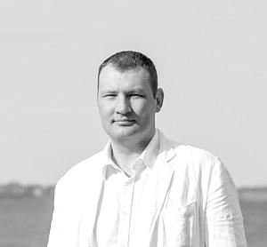 Photo of Toomas Allikas, CEO of RETEX Panels