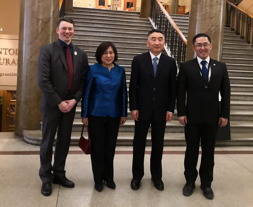 Finnish Chinese partnerships to support export