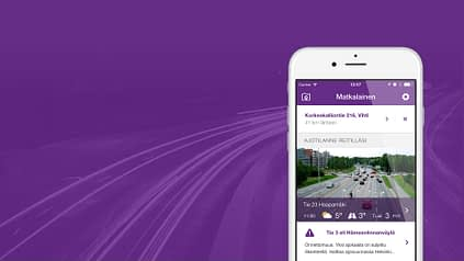Nordic telecommunications operator TeliaSonera is working on two new mobility solutions in Finland. Photo: TeliaSonera