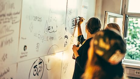 At the first stage Zalando is looking for one or two innovative startups in the fashion and e-commerce space to take residency in its Helsinki office. Photo: Zalando