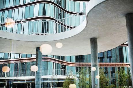 In addition to Sweden, SEB has offices in Copenhagen, Estonia and Latvia. Photo: SEB