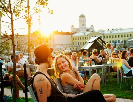 Photo: City of Helsinki media bank / Lauri Rotko.
