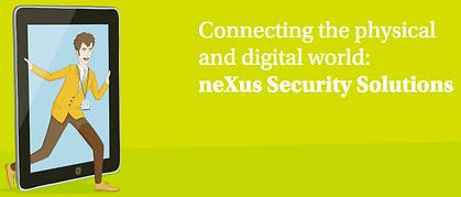 Screenshot from nexusgroup.com